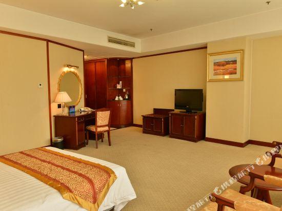 北京華爾頓酒店(原鴻坤國際大酒店)(Walton Hotel)高級客房