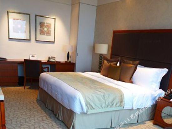 澳門文華東方酒店(Mandarin Oriental Macau)豪華灣海客房