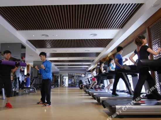 深圳皇軒酒店(Asta Hotels & Resorts Shenzhen)健身房