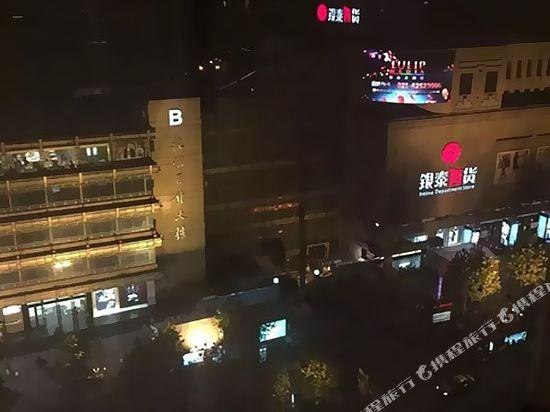 浙江大酒店(Zhejiang Grand Hotel)眺望遠景