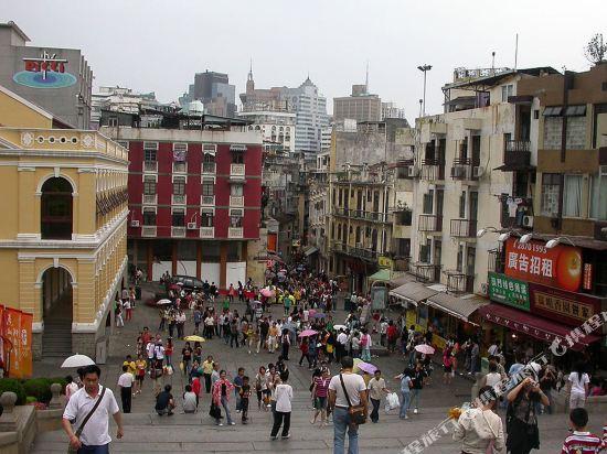 澳門新葡京酒店(Grand Lisboa Macau)周邊圖片