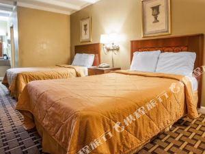 納什維爾機場羅德威旅館(Rodeway Inn Nashville Hotel)