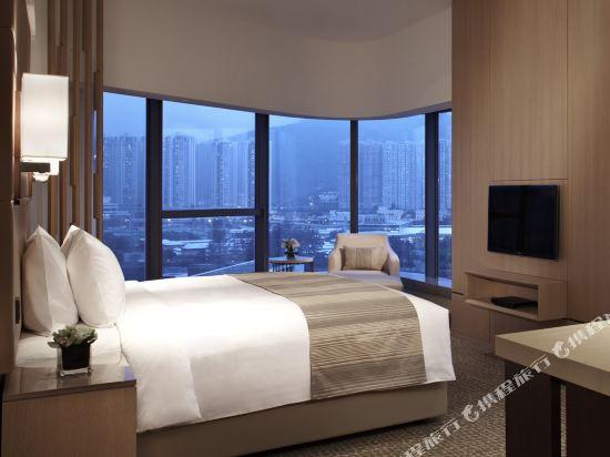香港沙田萬怡酒店(Courtyard by Marriott Hong Kong Sha Tin)Studio套房