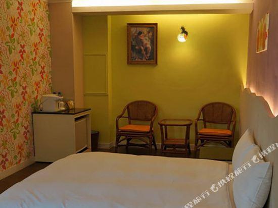 墾丁南灣度假飯店(Kenting Nanwan Resorts)作廢浪漫典雅(不看海)雙人房