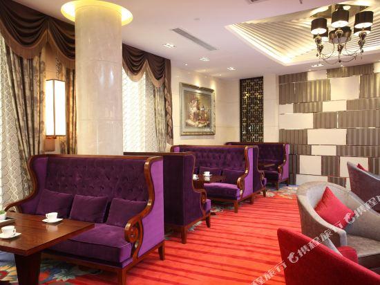 北京中樂六星酒店(Zhongle Six Star Hotel)大堂吧