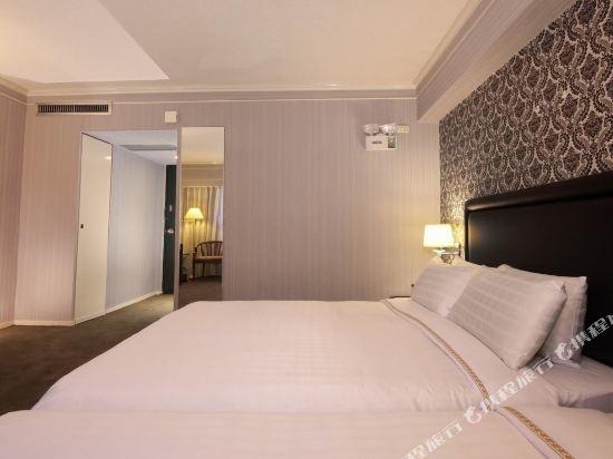 台北懷寧旅店(KEYMANS HOTEL)三人歐式套房