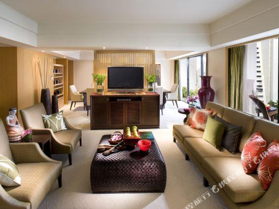 新加坡文華東方酒店(Mandarin Oriental, Singapore)