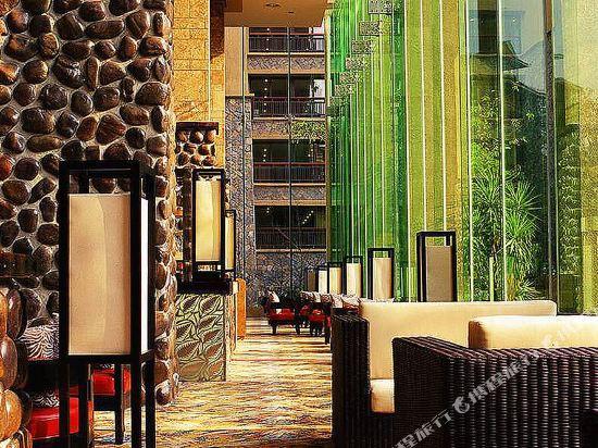 廣州長隆酒店(Chimelong Hotel)大堂吧