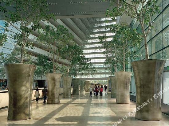 新加坡濱海灣金沙大酒店(Marina Bay Sands Singapore)公共區域
