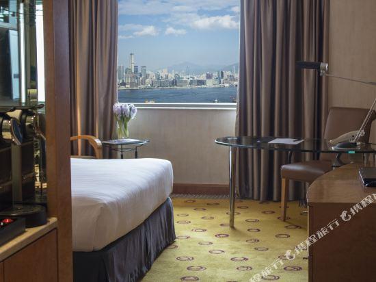 香港柏寧鉑爾曼酒店(The Park Lane Hong Kong a Pullman Hotel)尊貴豪華房