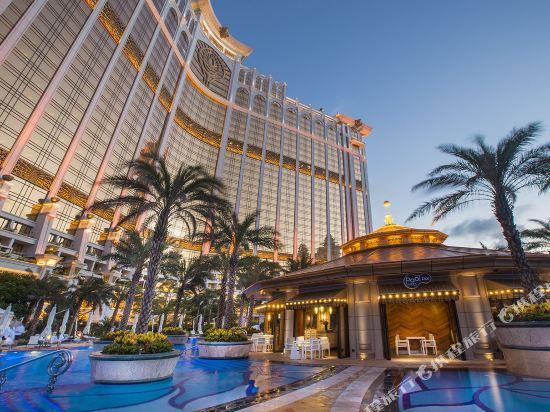 澳門JW萬豪酒店(JW Marriott Hotel Macau)室外游泳池