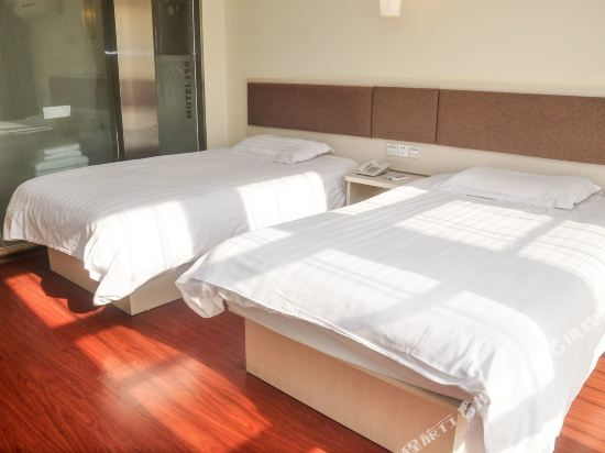 Motel 168 Guangzhou Louxi Bridge Branch
