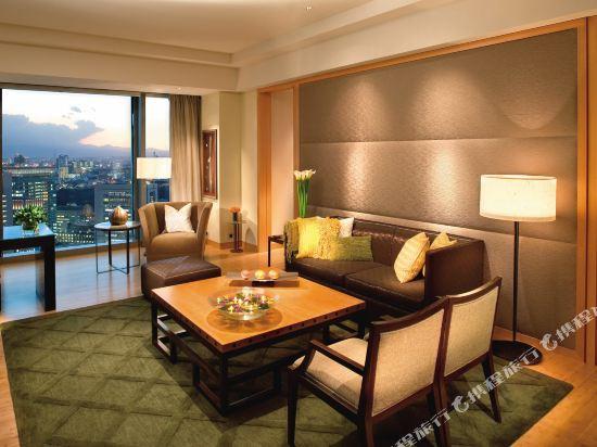 東京文華東方酒店(Mandarin Oriental Tokyo)東方套房