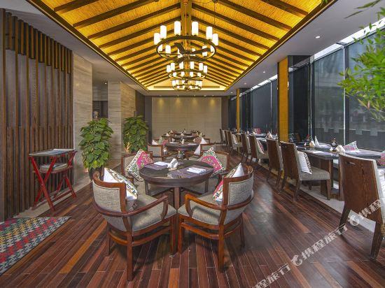 上海同文君亭酒店(SSAW Boutique Hotel Shanghai North Bund (Narada Boutique Hotel Shanghai))餐廳