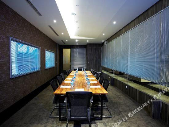 頭等艙飯店(台中綠園道館)(Airline Inn Taichung Green Park Way)會議室