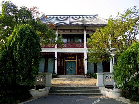 杭州大華飯店(Dahua Hotel)會議室