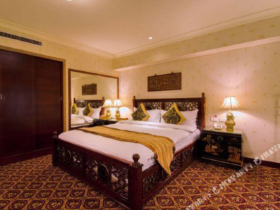台北首都唯客樂飯店(CAPITAL  WAIKOLOA HOTEL)精致套房雙人房