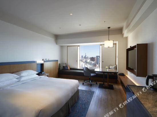 名古屋希爾頓酒店(Hilton Nagoya Hotel)希爾頓客房