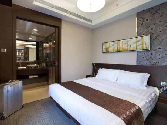 香港九龍珀麗酒店(Rosedale Hotel Kowloon)套房