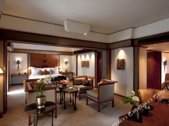 曼谷素可泰酒店(The Sukhothai Bangkok)行政套房