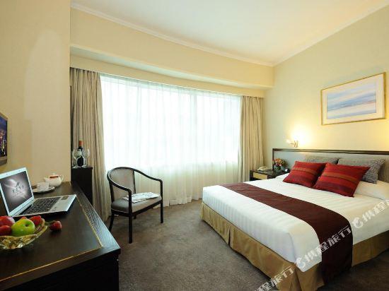 香港南洋酒店(South Pacific Hotel)標準雅緻大床客房
