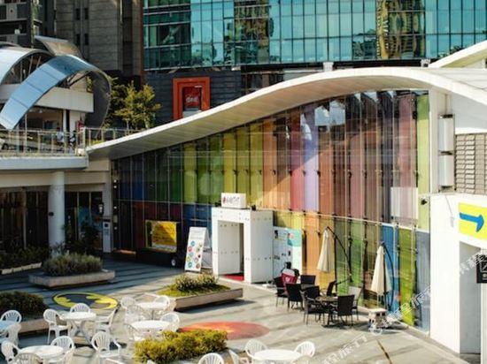 台中亞致大飯店(The Landis Taichung)外觀