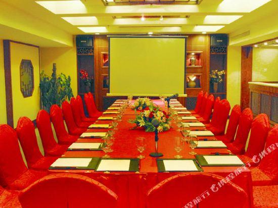 深圳長城大酒店會議室
