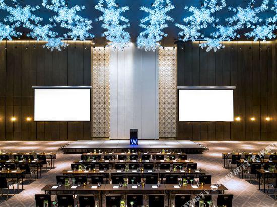 廣州W酒店(W Guangzhou)多功能廳
