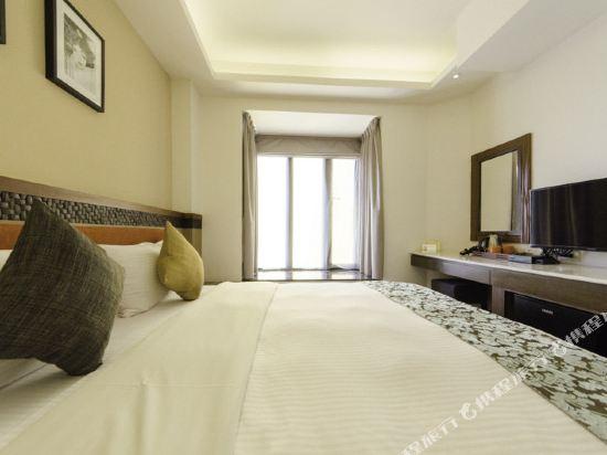 屏東墾丁大街海逸渡假旅店民宿(Haiye Guest House Hostel)經濟雙人房