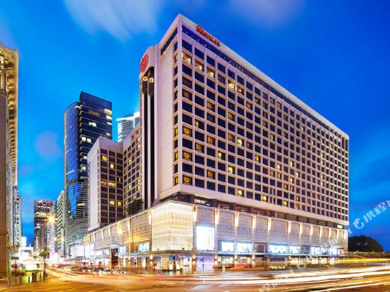 Hong Kong Sheraton hotels - Reservations from USD 79