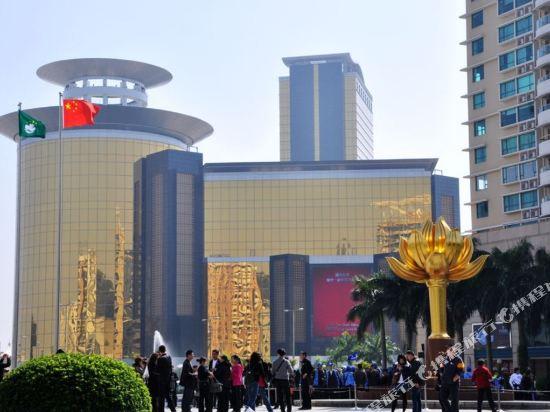澳門金麗華酒店(Grand Lapa Hotel Macau)周邊圖片