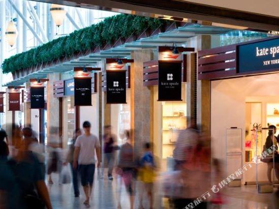 香港天際萬豪酒店(Hong Kong SkyCity Marriott Hotel)周邊圖片