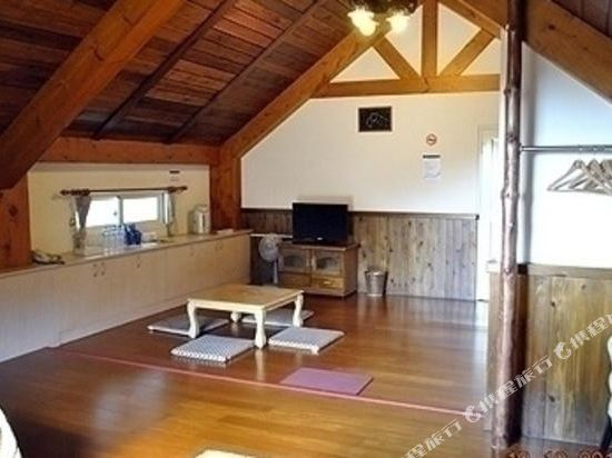 南投清境天星渡假山莊(Star Villa)和室四人房
