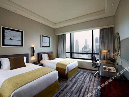 新加坡卡爾登城市酒店(Carlton City Hotel Singapore)豪華三人房