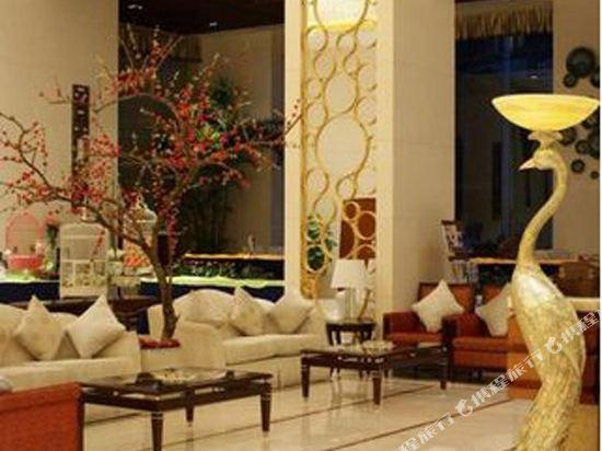 千島湖綠城度假酒店(1000 Island Lake Greentown Resort Hotel)大堂吧