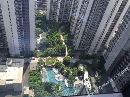 廣州W酒店(W Guangzhou)眺望遠景