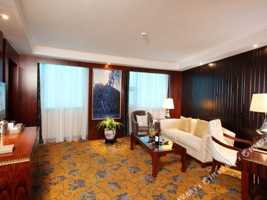 北京中樂六星酒店(Zhongle Six Star Hotel)行政套房