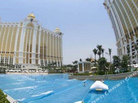 澳門麗思卡爾頓酒店(The Ritz-Carlton Macau)室外游泳池