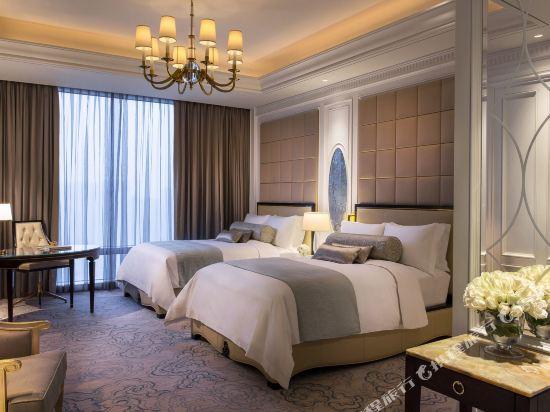 澳門麗思卡爾頓酒店(The Ritz-Carlton Macau)卡爾頓雙房套房