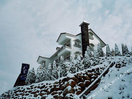 南投清境天星渡假山莊(Star Villa)外觀