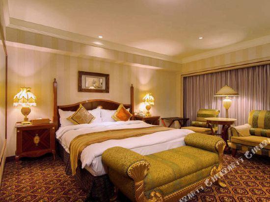 台北唯客樂飯店(Capital Waikoloa Hotel)精緻套房雙人房