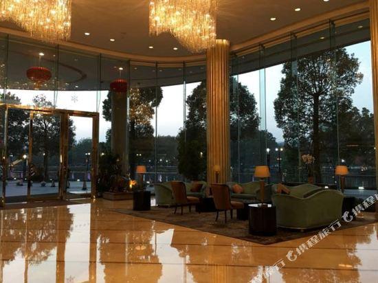 中山東方海悅酒店(Hiyet Oriental Hotel)大堂吧