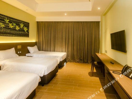新加坡城東樂怡渡假村(D'Resort @ Downtown East Singapore)雨林三人房