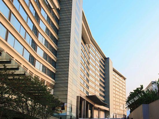 香港天際萬豪酒店(Hong Kong SkyCity Marriott Hotel)外觀