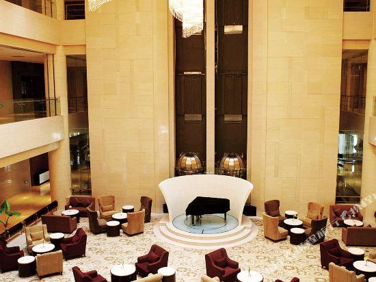 北京工大建國飯店(Grand Gongda Jianguo Hotel)大堂吧