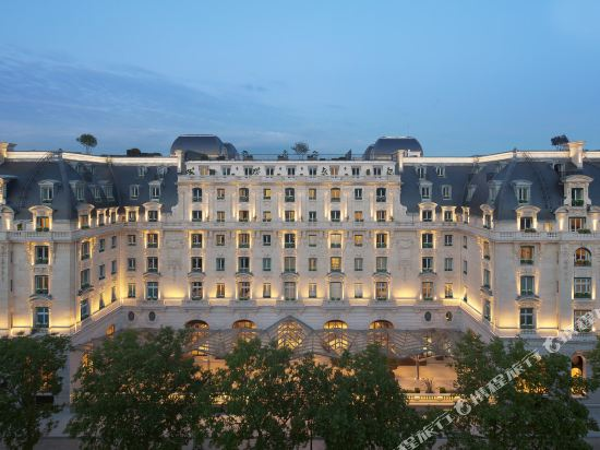 巴黎半島酒店(Hotel the Peninsula Paris)
