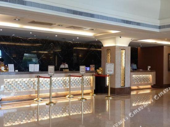 高雄義大天悅飯店(E-Da Skylark Hotel)公共區域