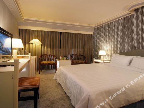 台北懷寧旅店(KEYMANS HOTEL)歐式套房