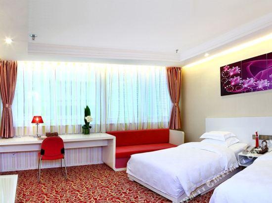 深圳楚天大酒店(Grand Chu Hotel)高級雙床房