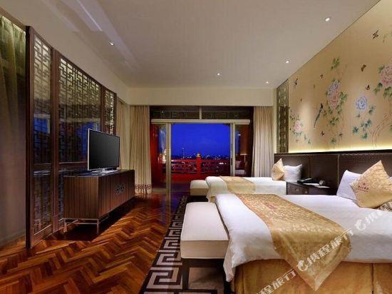 台北圓山大飯店(The Grand Hotel)菁英豪華套房